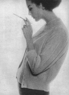 Photographer Lillian Bassman For July Vogue, 1956
