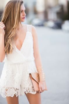 Love On Top Romper