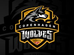 Copenhagen Wolves by Matt Kauzlarich