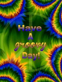 Have a Groovy Day! Hippie Peace, Happy Hippie, Hippie Love, Hippie Vibes, Hippie Chick, Grateful Dead Image, Peace Fingers, Feelin Groovy, Give Peace A Chance