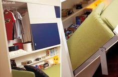 Gran idea para espacios pequeños