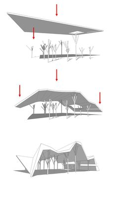 Open-Sided Shelter / Ron Shenkin Studio