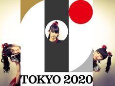 東京五輪エンブレム!! #BABYMETAL