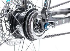 CUBE HYDE Race 2015 Shimano Alfine 8 Gates Carbon Drive CDC