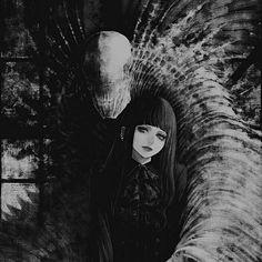 #black #dark #darknes #sleep #skeleton #monster #monochrome #horror #scream #creepy #scary #alone #human #hugs #died #killer #akuma #japan #draw #drawing #girls #art #blackandwhite #nightmare #night #likeforlike#hell #help #nightmare#gotic#nightmare#light