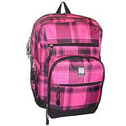 AKA Plaid with Suede Bottom Backpack - Pink Plaid at Kmart.com Back To  School 9fdb11143c