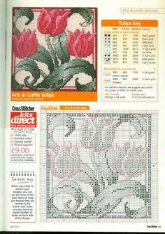CrossStitcher 107 апрель 2001