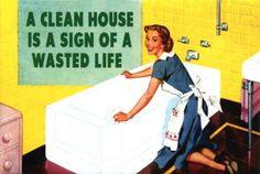 Terapie domova: Pondělní úklid - kolik času zabere?