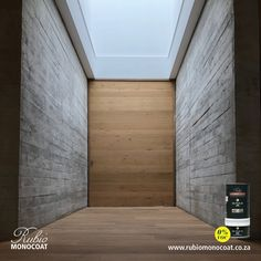 Timber flooring and door finished with RMC Oil Plus 2C. Rubio® Monocoat Oil Plus 2C is a next-generation product that colours and protects your wood in 1 single layer.   •   Single layer application •   40 standard colours available •   Enhances the natural look and feel of the wood •   Easy to maintain and repair •   No overlaps or starting marks •   Average spread rate of 50 m²/ liter •   Durable protection •   Suitable for all wood types •   0% VOC