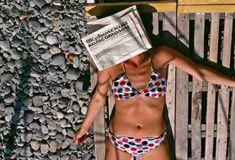 Magnum Photos - Magnum Photos, Bikinis, Swimwear, Arms, Fashion, Bathing Suits, Moda, Swimsuits, Fashion Styles