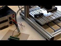 Eigenbau CNC Fräsmaschine 2013.MP4 - YouTube