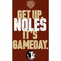 Florida State Seminoles ESPN College GameDay It's GameDay T-Shirt - Garnet