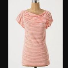 Anthro Deletta striped top Beautiful knit top, gently worn, very light pilling-barely any. Bundle for discount Anthropologie Tops