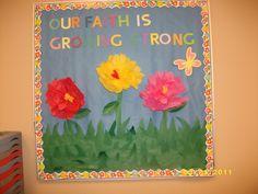 Spring Christian board