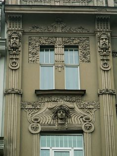 Rīga - Elizabetes iela. Letonia