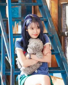 She's my baby 👶 Korean Actresses, Korean Actors, Iu Fashion, Korean Fashion, Cute Korean Girl, Asian Girl, Korean Beauty, Asian Beauty, Iu Twitter