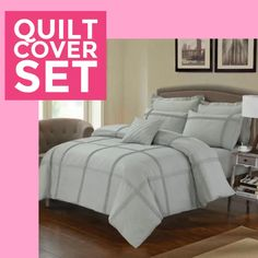 💥🎉 Today Big Deals On Quilt cover and sheet set 💥🎉  🛍LAY DOWN FOR LESS 🛍    👉  Buy Now Pay Later in Slice with -  𝐀𝐟𝐭𝐞𝐫𝐩𝐚𝐲 | 𝐙𝐢𝐩𝐏𝐚𝐲 | 𝐇𝐮𝐦𝐦 | 𝐋𝐚𝐲𝐛𝐮𝐲 | 𝐋𝐚𝐭𝐢𝐭𝐮𝐝𝐞𝐩𝐲 | 𝐏𝐚𝐲𝐢𝐭𝐥𝐚𝐭𝐞𝐫   #quiltcover #sheetset #afterpaystore Quilt Cover Sets, Sheet Sets, Mattress, Comforters, Quilts, Blanket, Big, Stuff To Buy, Furniture