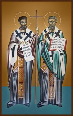 Image of Sts. Cyril and Methodius