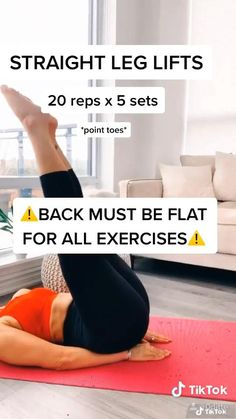 Lower Ab Workout For Women, Workout Videos For Women, Gym Workout For Beginners, Beginner Workouts, Beginner Pilates, Flat Abs Workout, At Home Workout Plan, At Home Workouts, Body Workouts