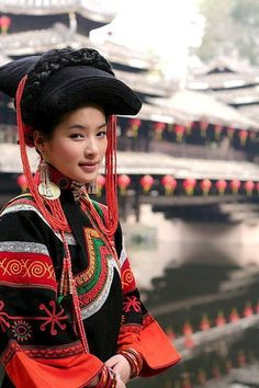 Culture - The Yi Tribe, China.