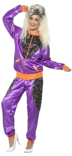Ladies Mens 80s Rubiks Cube Costume Unisex Fancy Dress Retro Stag Hen Party Fun
