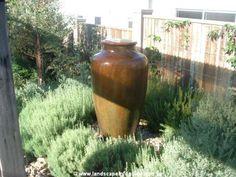 water fountain garden ideas - Google Search