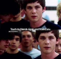 The perks of being a wallflower... This scene nearly made me cry, Charlie sticking up for Patrick