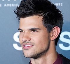 taylor lautner. the reason i think fux-haks are the hottest thing on earth....