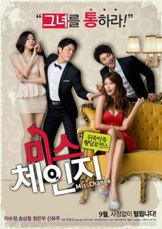 Miss Change (2013) ~ Cine Asiático Online V2