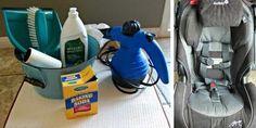 Comment faire pour nettoyer en profondeur un siège bébé ou siège enfant de voiture ?