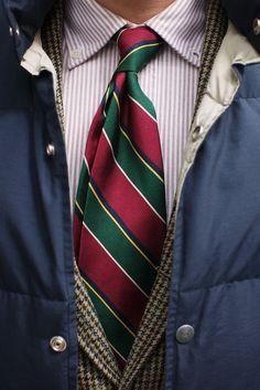 The Style Blogger - East Coat Prep featuring F.E. Castleberry | TSBmen