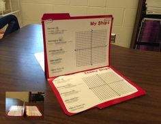 You Sunk My Ship is a coordinate graphing game similar to Battleship. Your students can have the fun of playing a strategic game while practicing their math skills.       Packet includes:    Student directions  2 different versions of the game - Quadrant I and Quadrants I - IV  Teacher directions  2 different versions of mini quiz - Quadrant I and Quadrants I - IV  Picture of set up      Common Core Standards: 5.G.1, 6.NS.6b, 6.NS.6c