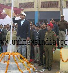 कलायत में बार गणतंत्र दिवस समारोह हर्षोल्लास के साथ मनाया   UMH NEWS INDIA