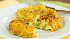 zucchini corn fritters - #GlutenFree and #vegan #recipe