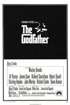 The Godfather - http://johnrieber.com/2013/03/20/brandos-cue-cards-real-horse-heads-the-godfathers-best-stories/