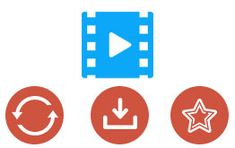 Any Video Converter Ultimate - Convert Any Video to Any Format, Faster Netflix Videos, Netflix Movies, Nigerian Music Videos, Screen Recorder, Blu Ray Movies, Perfect Gif, Download Video, Try It Free, Latest Video