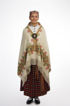 Latvian folk dress (Latgale 18-19 c.)
