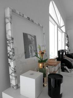 DIY marmor-ram