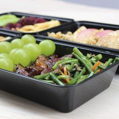 Amazon.com: Enther Meal Prep Containers [20 Pack] Single 1 Compartment with Lids, Food Storage Bento Box | BPA Free | Stackable | Reusable Lunch Boxes, Microwave/Dishwasher/Freezer Safe, Portion Control (28 oz): Kitchen & Dining Best Meal Prep, Meal Prep For The Week, Shredded Bbq Chicken, Meal Prep For Beginners, Food Portions, Daily Meals, Weekly Meals, Meal Prep Containers, Portion Control