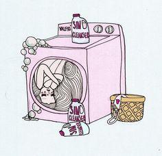 Ilse Valfre illustration debut 7/9/16