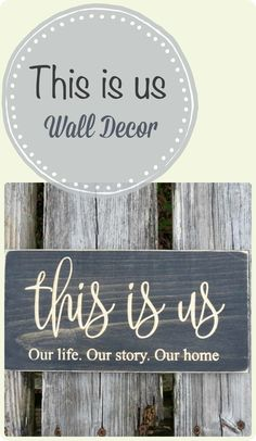 this is us sign,this is us,farmhouse decor,i love us sign,us sign,anniversary gift,wedding gift,home decor,wood sign,love sign,rustic decor  #ad #thisisus #decor #farmhouse #rustic