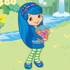 mom Blueberry Muffin | Strawberry Shortcake Characters | Cartoonito
