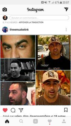 Chris Nunez, Miami Ink, Ink Master, Moustaches, Om, Instagram, Movie Posters, Mustache, Moustache