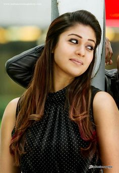 NAYANTARA (born 18 November 1984 as Diana Mariam Kurian) is an Indian film actress, who appears in South Indian films. Beautiful Girl Indian, Beautiful Girl Image, Most Beautiful Indian Actress, Beautiful Actresses, Most Beautiful Women, South Indian Actress Photo, Indian Actress Images, Indian Actress Gallery, Indian Actresses
