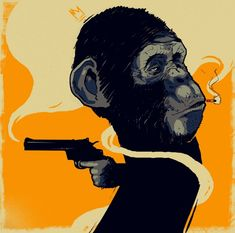 Gun Monkey • ETAM CRU