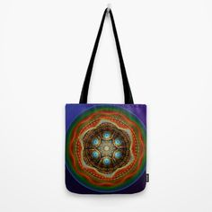 Trip to the centre Tote Bag