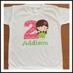 2nd birthday shirt