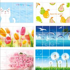 Cheap stickers cake, Buy Quality wallpaper sticker directly from China wallpaper for home decoration Suppliers:  Features:1. Made of PVC material, non-toxic and environmental protection2. Waterproof, removable and reus