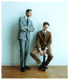 Beams AW12 - Love a man in a suit