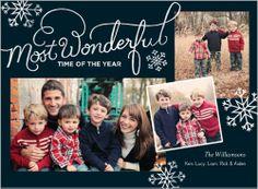 Wonderful Memories Holiday Card
